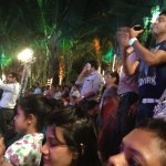Some more pictures of the crowd giving a standing ovation for Tum Hi Ho!! http://t.co/zR8Grdgc0x