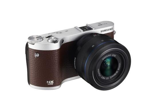 There are cameras and then there's the NX300 20.3MP SMART Camera, where retro design meets advanced technology. http://t.co/oL2eKVQRV9