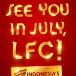 "RT""@BIGREDS_IOLSC: See you in July! @LFC @OfficialLFC_ID #BIGREDS #LFCIndonesiaTour2013 http://t.co/jbVE54vPHI"""