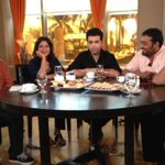 Don't miss The Bombay Talkies Roundtable with Zoya, Karan, Anurag & Dibakar at 10.30pm tonight on CNN-IBN
