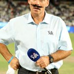 Danny Morrison sports fake whiskers. http://t.co/EsyRZEb4W4