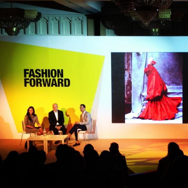 #RamiAlAli talks on the business of #fashion at @ffwddxb  #fashionforwarddubai #uae #ffwd http://t.co/8LXse8c1tp