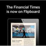 The FT is now live on Flipboard across all Android & iOS devices #FTflipboard. More details: http://t.co/LvUMZ3VV7K http://t.co/ZAgvoS4roB
