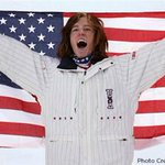 DID YOU KNOW: @Shaun_White could threepeat in the halfpipe in Sochi. Here he is after his first gold in 2006 #TBT: