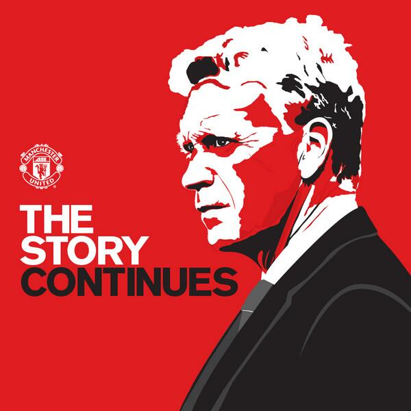 They beat you to it @ChinatownBranch... RT @ManUtd_PO: The Story Continues #MUFC http://t.co/LEd6zn4yJo