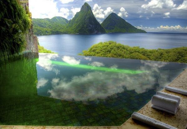 RT @ThatsEarth: Jade Mountain Resort, St. Lucia http://t.co/tcjS9zTD2g