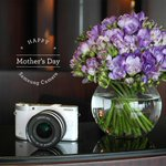 [PHOTO] RT @SamsungCamera Some flowers for all the wonderful mothers out there! #happymothersday #NX300 #flowers