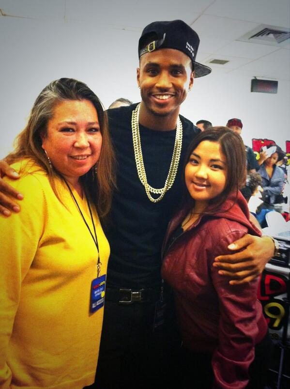 Wild 94.9 Wild Jam with Chris Brown, Trey Songz, Macklemore and ...