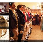 Party like it's 1813... how did a Pride & Prejudice knees-up differ from a 2013 bash? http://t.co/LZSTQQtUKw