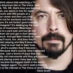 RT @NutAshes: Dave Grohl. Nailed it.