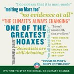 What's the most embarrassing claim climate deniers in Congress have used to brush off science? Take your pick.