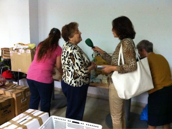 RT @Asienlatierra: En unos minutos Isabel Gemio entrevista a Enrique de Castro y @msarrats en @Tedoy_mipalabra http://t.co/IXTiaXkq7Q