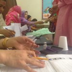 RT @wburema: Women voting in Islamabad