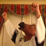 HOLY CRAP KINGS WIN!!! #teamhorsemask #becauseitsthecup #believe