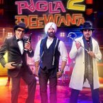 Here's the brand new poster of #YamlaPaglaDeewana2... http://t.co/bx8gWl6k29