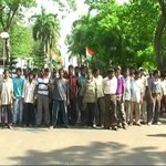 Trinamool protests delays exams at IIT Kharagpur