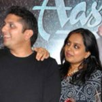 #Aashiqi2 : The deadly two. Director Mohit Suri and Writer Shagufta who created this heartwarming love story.