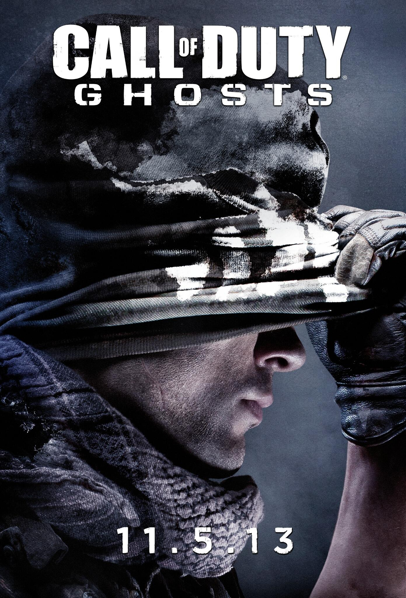 RT @CallofDuty: What's your favorite part of the Masked Warriors teaser trailer for #CODGhosts? http://t.co/5fuNKXLDNy