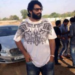 Here is the Darling Prabhas' new avatar for #Baahubali