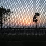 I dedicate today's Sunset to d memory of Sarabjit with d Hope tat tomorrow's Sunrise will bring Solace to his family.