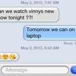 RT @Carina_Marino: @VINNYGUADAGNINO i think my mom is a little too excited about your show! #TheShowWithVinny http://t.co/1L8r5rkAXj