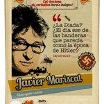.@Guanyem perd molta credibilitat amb suport d #Mariscal: 1) Forrat amb JJOO #BCN92 2) Va comparar #Diada amb Hitler http://t.co/OPaz4vX3iG