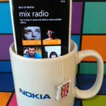 Refreshing cup of @NokiaMusic for your morning! http://t.co/tgV83qRCdE