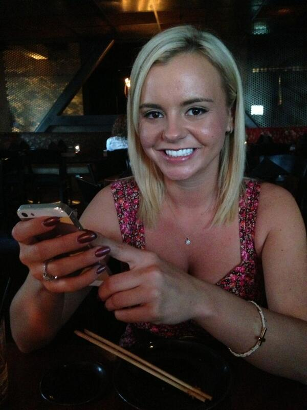 FOXXX MODELING (@FOXXXMODELING): With @BreeOlson at Katanas on Sunset. This place is the grub http://t.co/5XhEr2EIL1