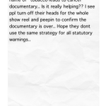 It is devastating to see gross n intolerable p #ltw