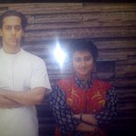 And wen I was in school,came to see a salman khan shoot in bombay!waqt by god!
