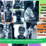 Happy to be a part of this NGO ... Extend ur help to educate these poor kids...its a good cause :-)