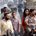 Xclusiv: Here's another pic from Sekhar Kammula's Tamil-Telugu film 'Anaamika', the remake of #Kahaani... http://t.co/SPS8gjGKY6