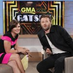 RT @evargasabc: It was a pleasure to meet and visit with Joel Edgerton this morning on @GMA !
