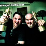 WOW, just won 2 @tellyawards w/my http://t.co/Y0PUupRzqR prtnr @BradleySavage 4 Directing & Producing commercials