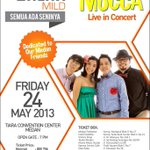 Aaaaaak RT @moccaofficial: 24 Mei: A Nite to Remember with MoccA @ Tiara Convention Medan |  http://t.co/RGS7Wn3aLi #MoccaShowMedan
