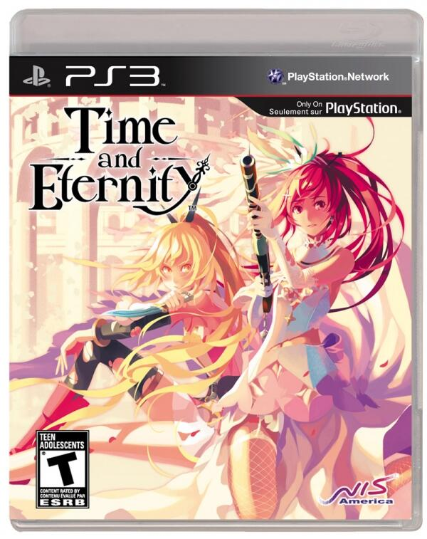 Jaquette US de Time and Eternity #ps3 http://t.co/gxNHfcdHuV