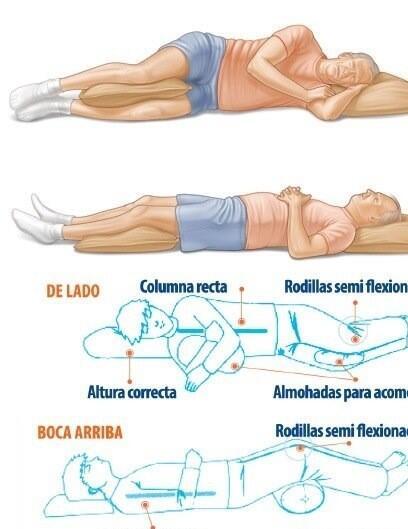 RT @felixfdezcao: Las AAD en la vida cotidiana, postura correcta para dormir. http://t.co/wohWeUyOoo