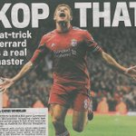 The last Merseyside derby at Anfield