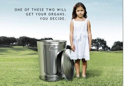 Best Ad ever for Organ donation awareness if this makes you think please RT #Transplant #OrganDonation http://t.co/GDP5yZ6SMy