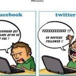 La vraie différence entre Facebook et Twitter http://t.co/WHrEDFRyeH