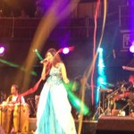 """@BarryGardiner: @shreyaghoshal ends her concert with vocal & literal fireworks. Fabulous! http://t.co/9YVzR03btJ"" thank u Barry:)"