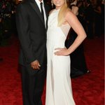 Red carpet ready! Check out @lindseyvonn and @tigerwoods at last night's #MetGala in #NYC: