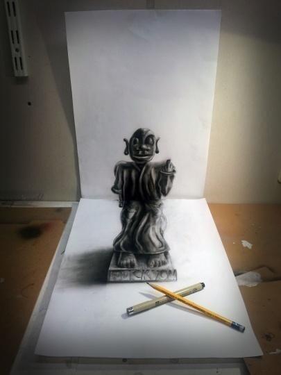 3D tekening! http://t.co/KCYxaYLxuj