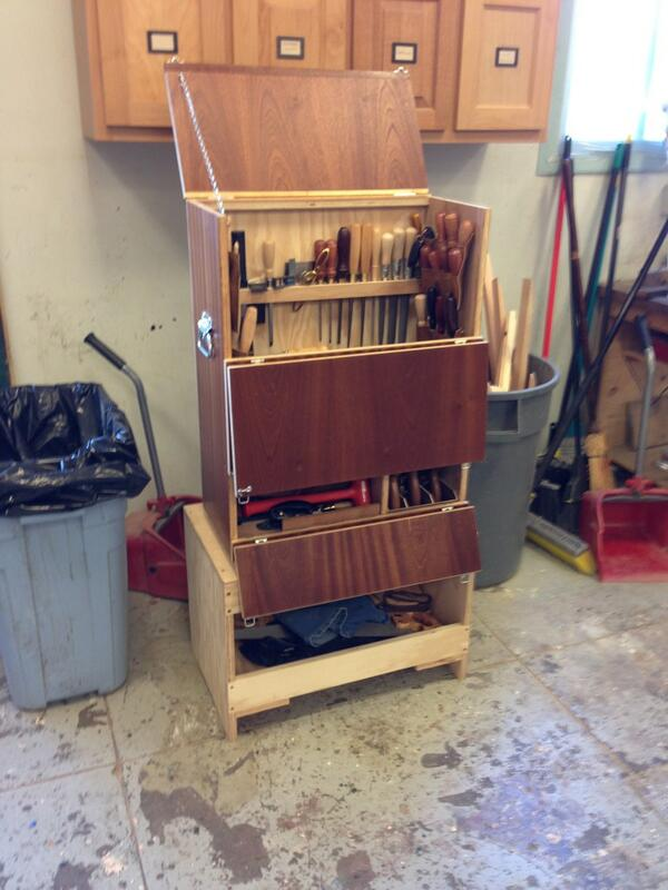 More tool #storage MT @tbdi0629: my version of Dutch tool chest in use at the Port Townsend School of Woodworking http://t.co/L6KO2IoBqx ^DF