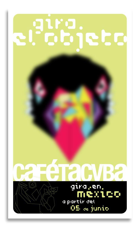 Los Tacvbos ya estamos listos..... #GiraElObjeto #CafeTacvba http://t.co/HcpqSmA2TO