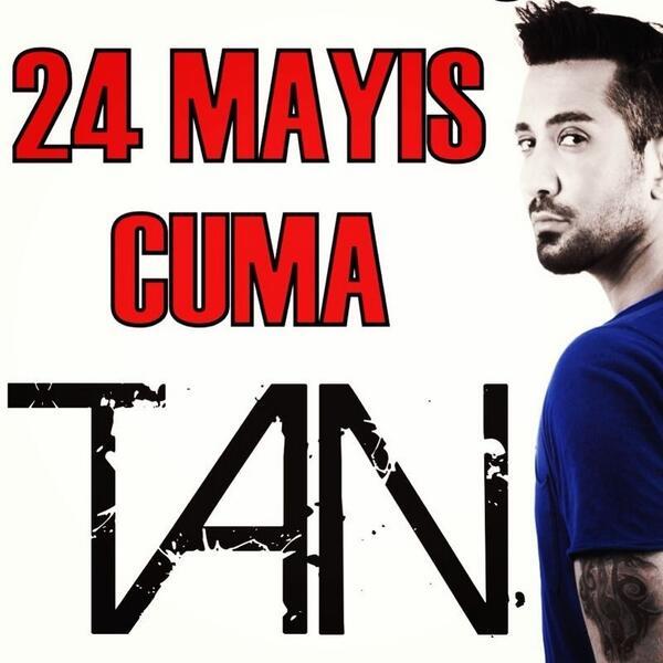Tan Gazetesi (@TanGazetesi): Istanbul beklenen gün geldi !!  24 mayis gecesi vitrin club'te  Macera devam ediyor herkes hazirmi ? http://t.co/lS1Wf6bLQm