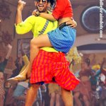 Mass ante Lungi :) mass song stills from Iddarammailatho   http://t.co/nEBKF9Gg9q