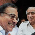 Chidambaram turns TV reporter, Jaswant Singh candidly responds http://t.co/kVDEigNZk3 #Karnataka