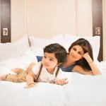 Oh Snap! - Shilpa Shetty with her cute son Viaan.