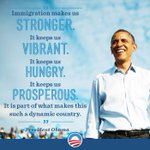 Stronger, vibrant, prosperous. #ImmigrationReform